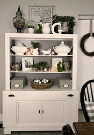 dining room hutch ideas best 25 china hutch decor ideas on chalk paint hutch