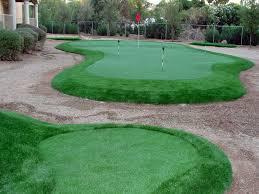Putting Green In Backyard by Green Lawn Queen Creek Arizona How To Build A Putting Green Backyard