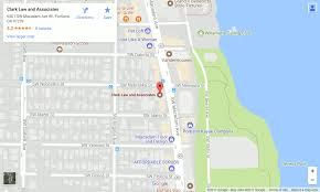 Google Maps Directions Link Contact Oregon Dog Bite Attorney