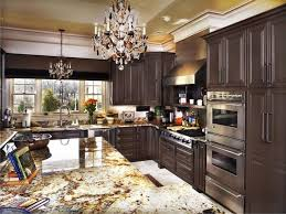 Painted Kitchen Cupboard Ideas Best 25 Brown Painted Cabinets Ideas On Pinterest Dark Kitchen