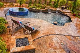 Small Backyard Pools Cost Pool Friendly Patio Materials