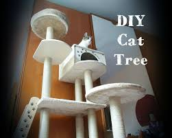 Outdoor Cat Condo Plans by 10 Cool Diy Cat Trees Iheartcats Com
