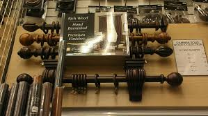 Cambria Wood Curtain Rods Cambria Curtain Rods Wood Curtain Rods And Window Curtains