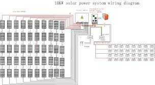 off grid solar wiring diagram dolgular com