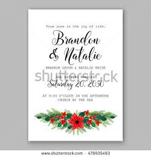 Bridal Shower Greeting Wording Wedding Card Invitation Abstract Floral Background Stock Vector
