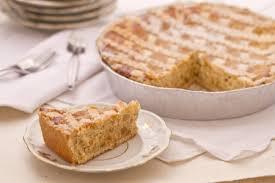 cuisine napolitaine pastiera napolitaine le gâteau de pâques gourmandises