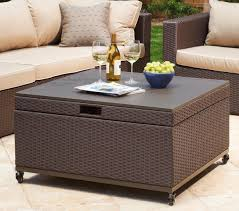 storage ottoman on wheels newport storage ottoman mission hills furniture