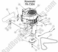 bad boy parts lookup 2014 zt elite kawasaki engine fr 730v