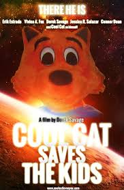 Cool Cat Meme - cool cat saves the kids theatrical poster by nargual26