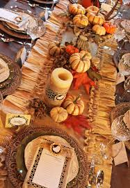 Thanksgiving Dinner Table by Amanda U0027s Parties To Go Thanksgiving Decorating Ideas 2013