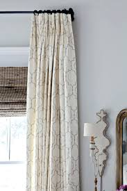 White Patterned Curtains Black And White Patterned Blackout Curtains Gopelling Net