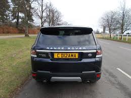 ranger land rover land rover range rover sport 3 0 sd v6 hse station wagon 4x4 5dr