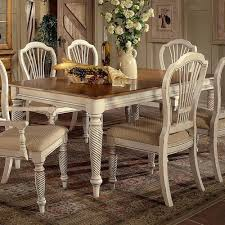 two tone dining table set two tone table and chairs ggregorio