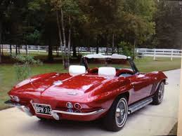 1966 corvette specs used corvette for sale