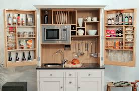 kitchen in a cupboard small kitchen cabinets for studio apartments ideas for small space