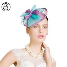 chapeau pour mariage fs d été pourpre bleu de mariage casemate chapeaux et