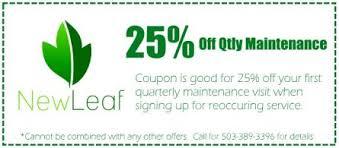 coupons leaf pest