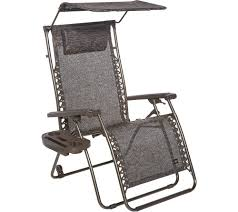 Oxo Gardening Chair Bliss Hammocks Xl Gravity Free Recliner With Canopy Tray And