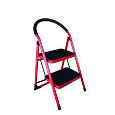 buy 2 step folding ladder from our step stools range tesco