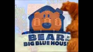 ytp bear in the big blue house with windows episode 1 youtube