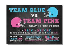 gender reveal party ideas football gender reveal party ideas invitationcelebration