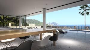 private development villas for sale in cap martinet ibiza a
