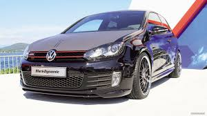 volkswagen golf gti 2014 2012 vw golf gti black dynamic front hd wallpaper 1