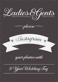 wedding signs template instagram wedding sign generator