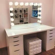 coiffeuse bureau miroire pour coiffeuse bureau miroir coiffeuse augusta 2