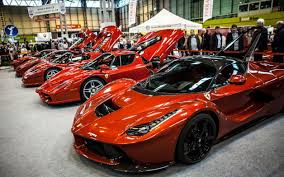 ferrari classic race car nec classic car show preview