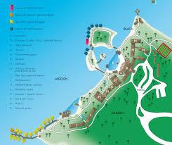 resort map u0026 location