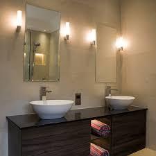 Bari Bathroom Wall Light Lighting Direct - Bathroom cabinet lights 2