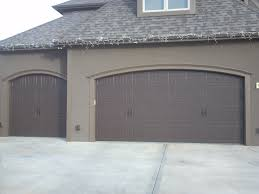 Royal Overhead Door Clopay Gallery Collection Arched Opening Steel Insulated Garage