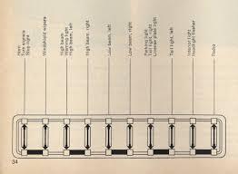 1968 69 bus wiring diagram thegoldenbug com