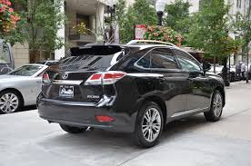 lexus suv for sale used 2013 lexus rx 350 stock gc1822ab for sale near chicago il il