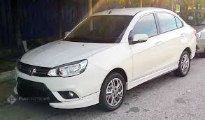 proton spied could proton debut a saga se this year lowyat net cars