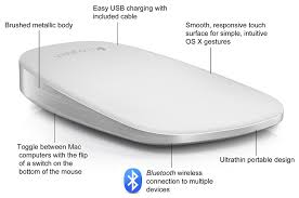 amazon com logitech ultrathin touch mouse t631 for mac computers