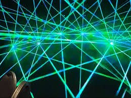 led laser light disco laser projector light show equipment with