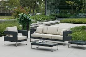 Cheap Patio Sofa Sets Modern Outdoor Patio Furniture Sets Home Design Ideas