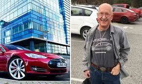 tesla helps cancer sufferer tick off u0027last thing on bucket list