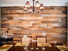reclaimed wood wall table the hughes dining room reclaimed wood accent wall fama creations