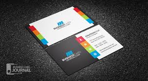 Business Cards Ideas For Graphic Designers 55 Free Creative Business Card Templates Designmaz