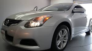 nissan altima coupe used 2013 2013 silver nissan altima 2d coupe np2298 youtube