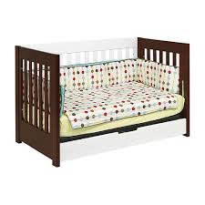 Crib Turns Into Toddler Bed Modern Cribs Nepacena