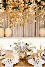 wedding backdrop philippines wedding philippines wedding trends metallic painted gold