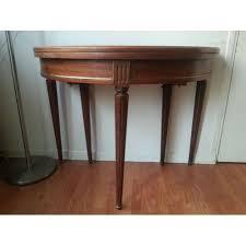 table cuisine demi lune table cuisine demi lune cheap laval console table demi lune
