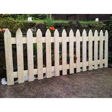 small wood picket fence panels fence ideas installing wood