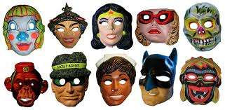 vintage masks late to the party here is an infinite scroll of amazing vintage