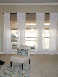 Window Treatments For Bedrooms You Don U0027t Have To Spend Big On Custom Blinds For A Large Window