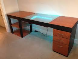 Diy Pc Desk Diy Pc Gaming Desk Home Design Ideas